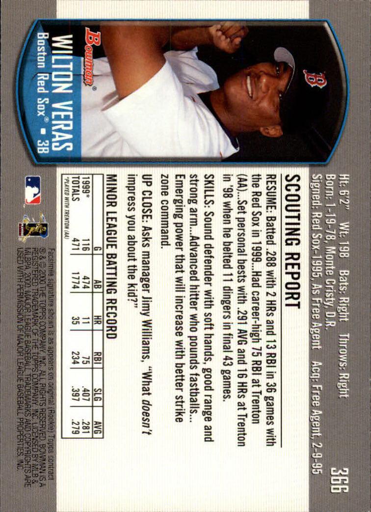 2000-Bowman-Baseball-Cards-347-440-Pick-From-List thumbnail 21