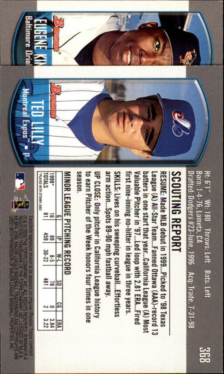 2000-Bowman-Baseball-Cards-347-440-Pick-From-List thumbnail 23