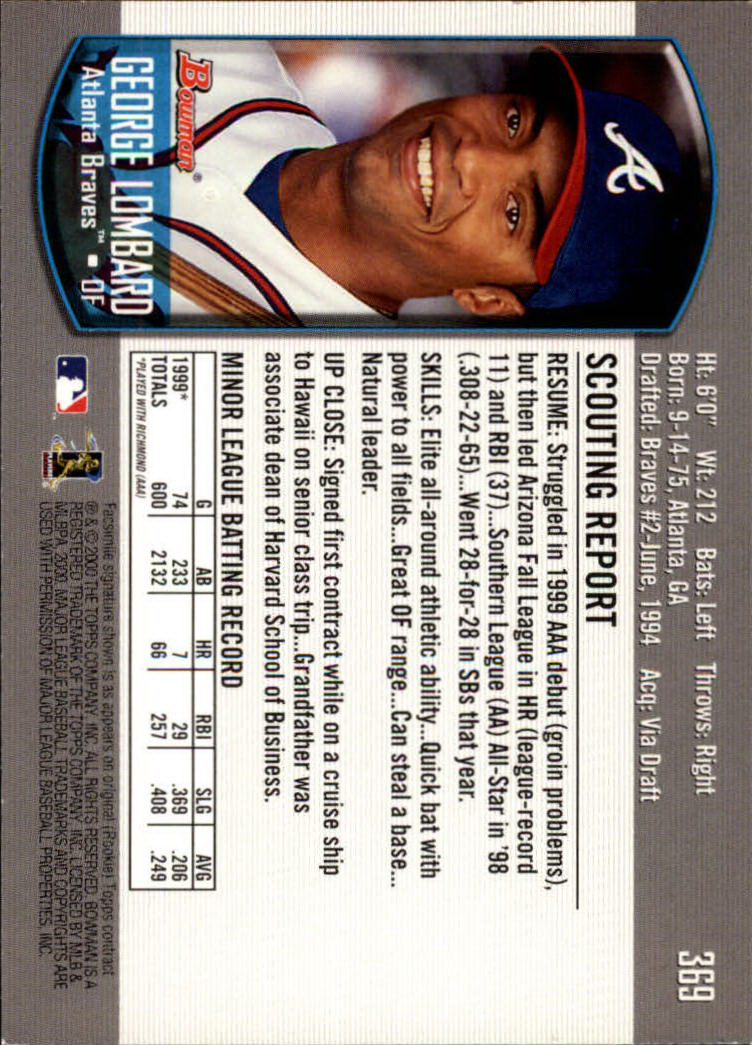 2000-Bowman-Baseball-Cards-347-440-Pick-From-List thumbnail 27