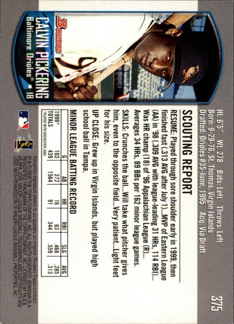 2000-Bowman-Baseball-Cards-347-440-Pick-From-List thumbnail 35