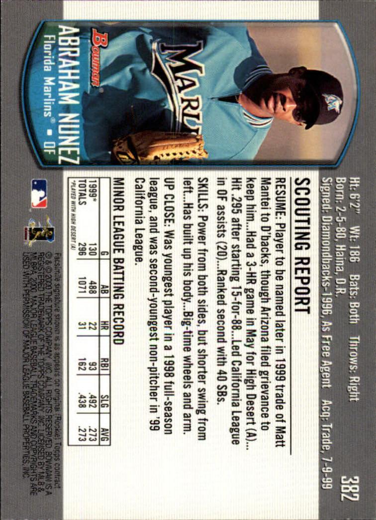 2000-Bowman-Baseball-Cards-347-440-Pick-From-List thumbnail 41