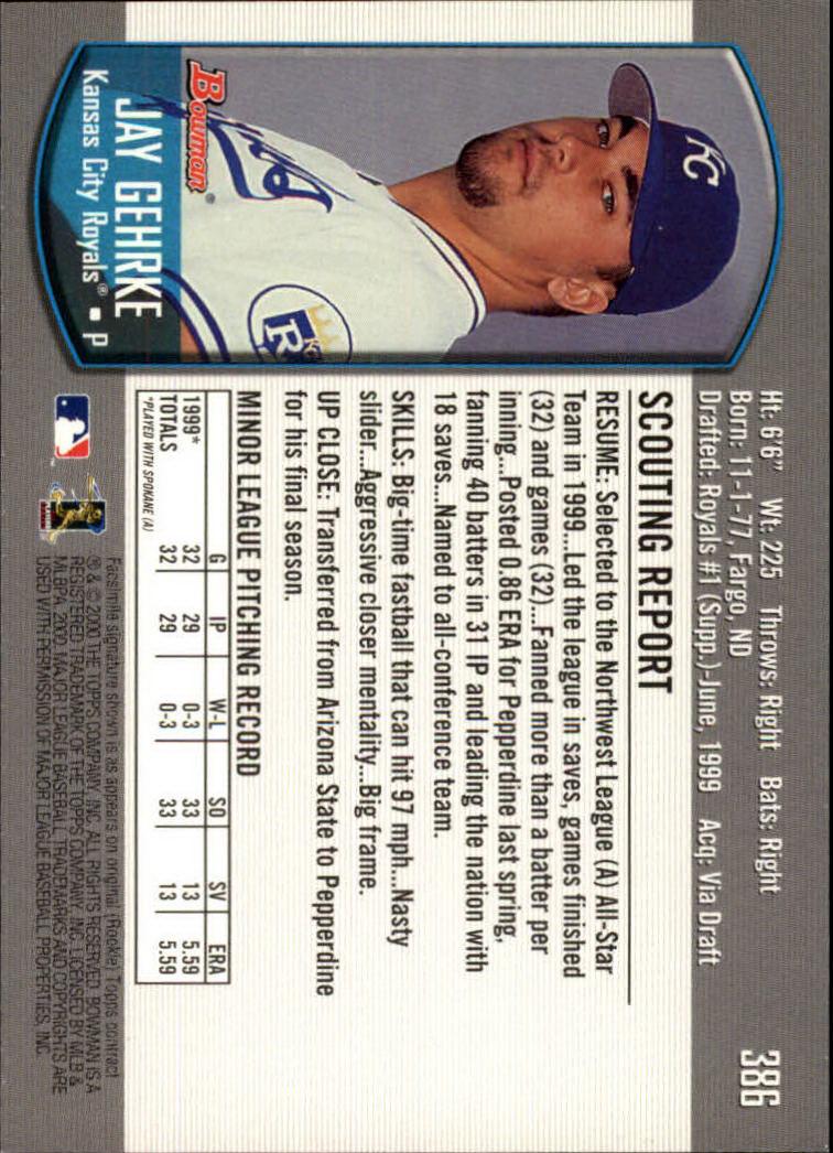 2000-Bowman-Baseball-Cards-347-440-Pick-From-List thumbnail 47