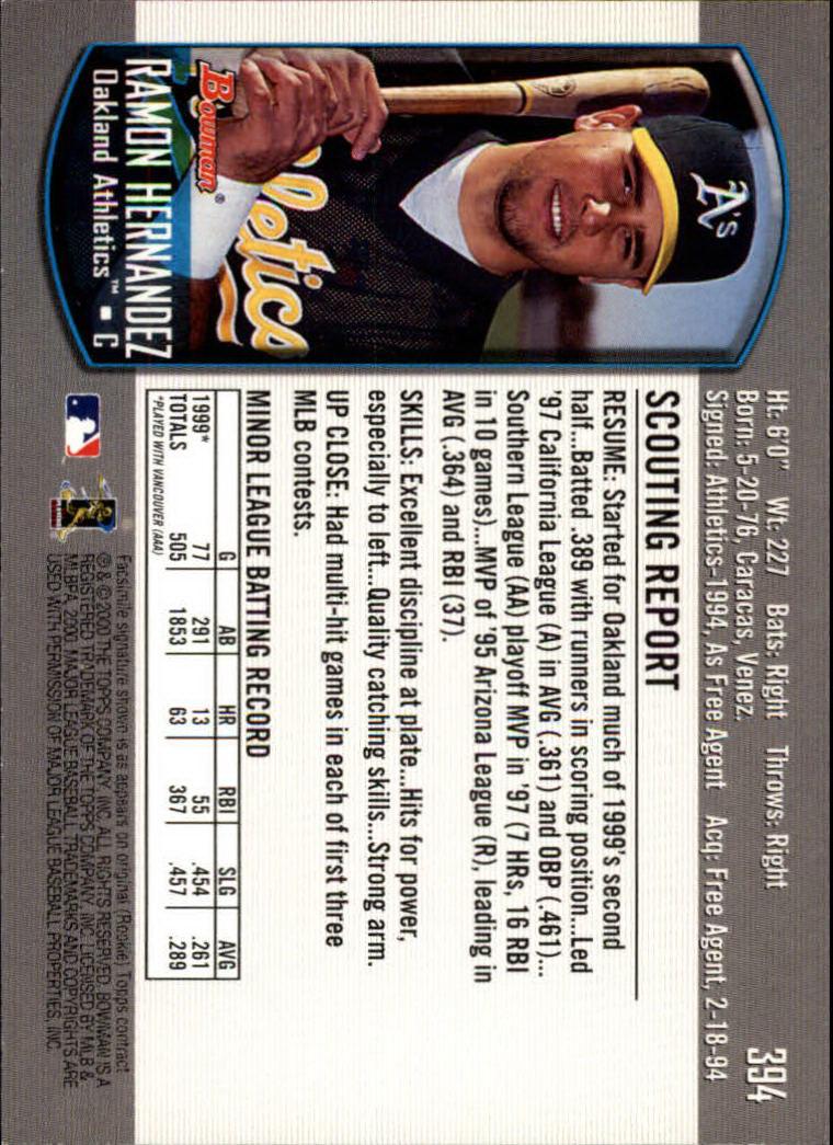 2000-Bowman-Baseball-Cards-347-440-Pick-From-List thumbnail 53