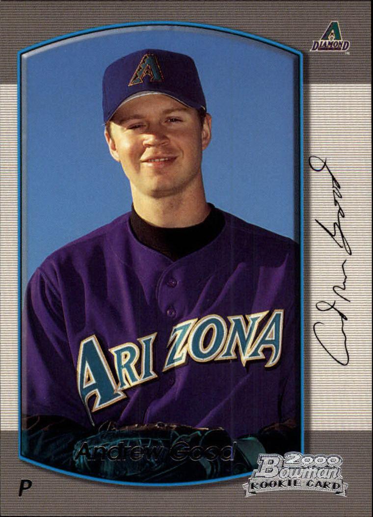 2000 Bowman #404 Andrew Good RC