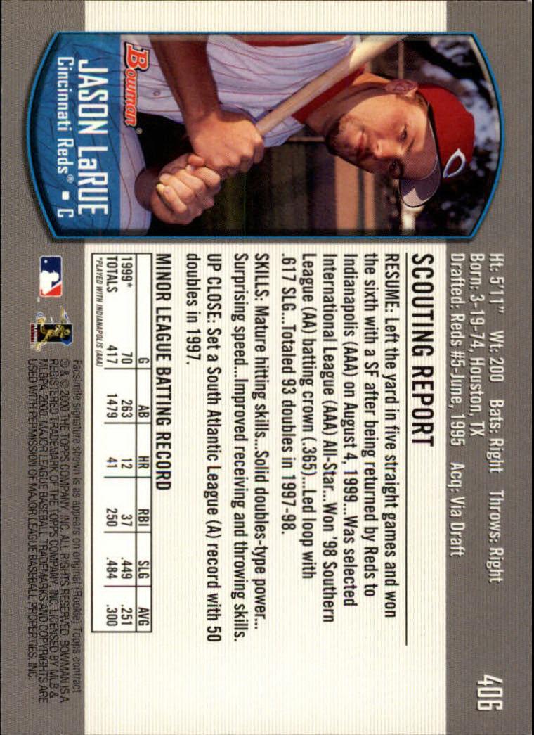 2000-Bowman-Baseball-Cards-347-440-Pick-From-List thumbnail 63