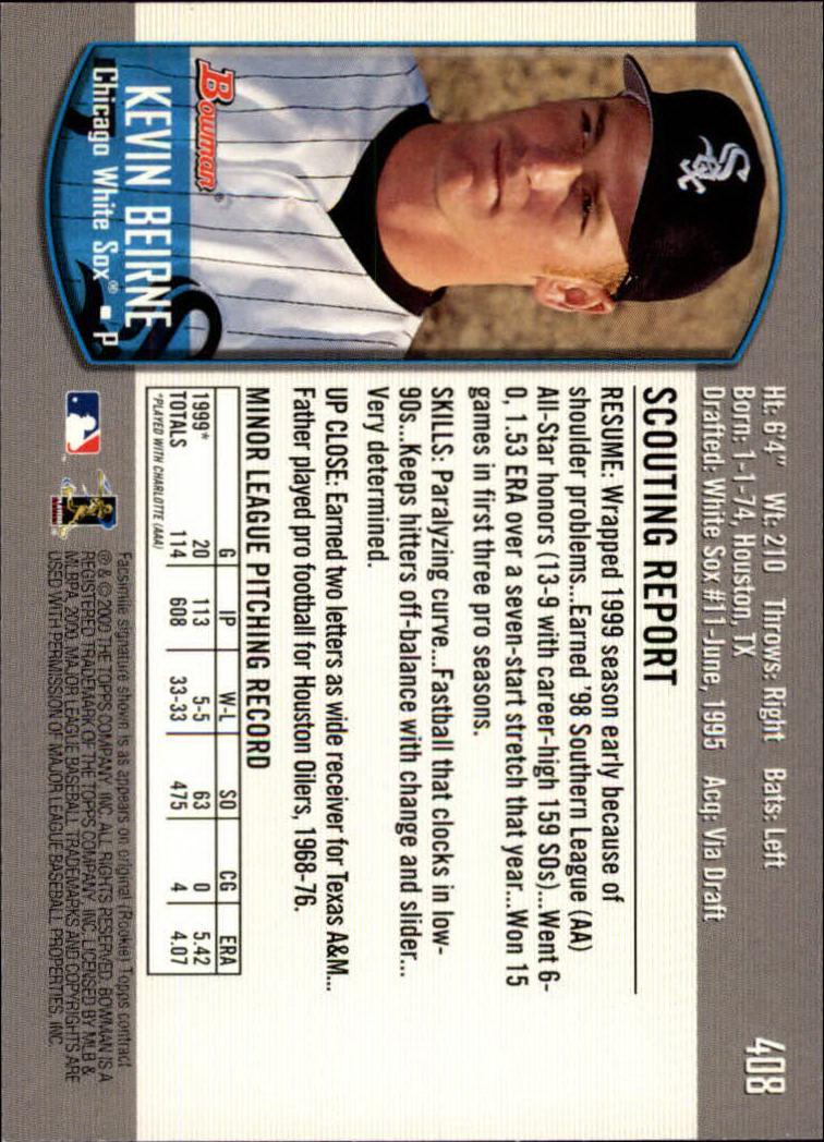 2000-Bowman-Baseball-Cards-347-440-Pick-From-List thumbnail 67