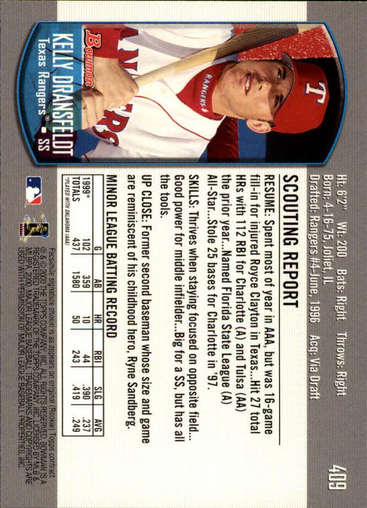 2000-Bowman-Baseball-Cards-347-440-Pick-From-List thumbnail 69