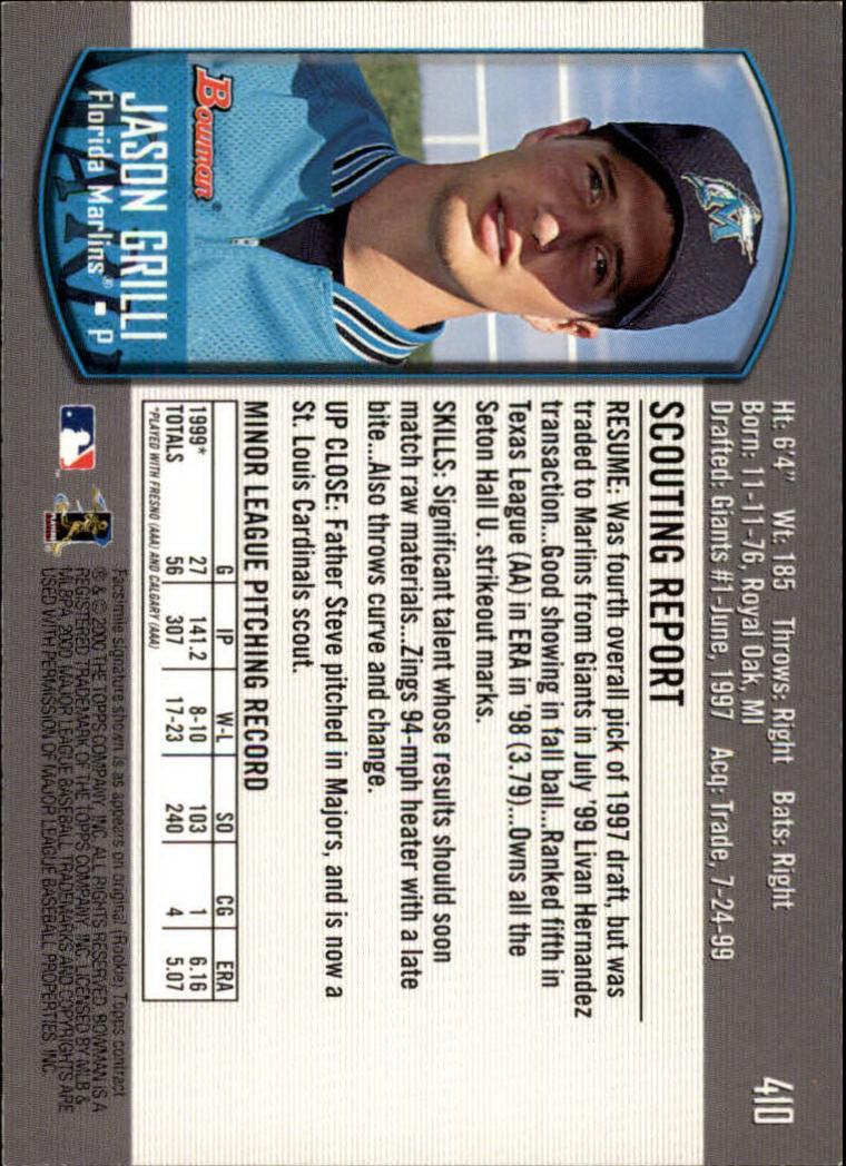 2000-Bowman-Baseball-Cards-347-440-Pick-From-List thumbnail 71
