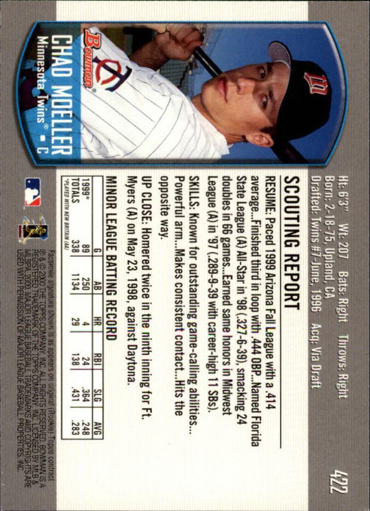2000-Bowman-Baseball-Cards-347-440-Pick-From-List thumbnail 81