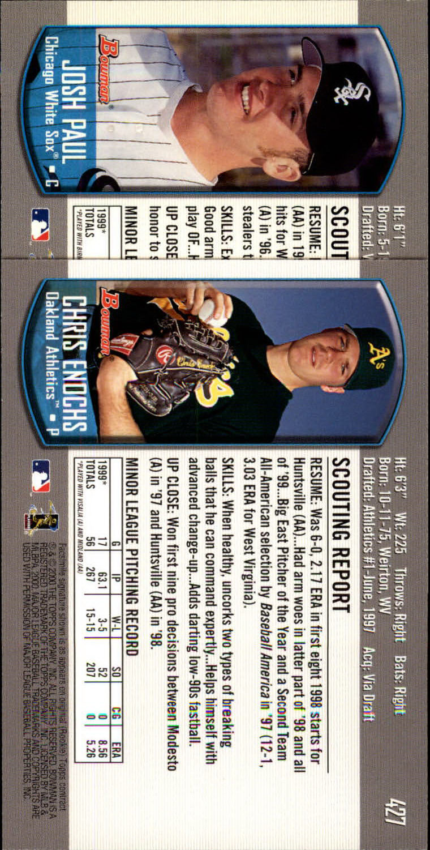 2000-Bowman-Baseball-Cards-347-440-Pick-From-List thumbnail 87