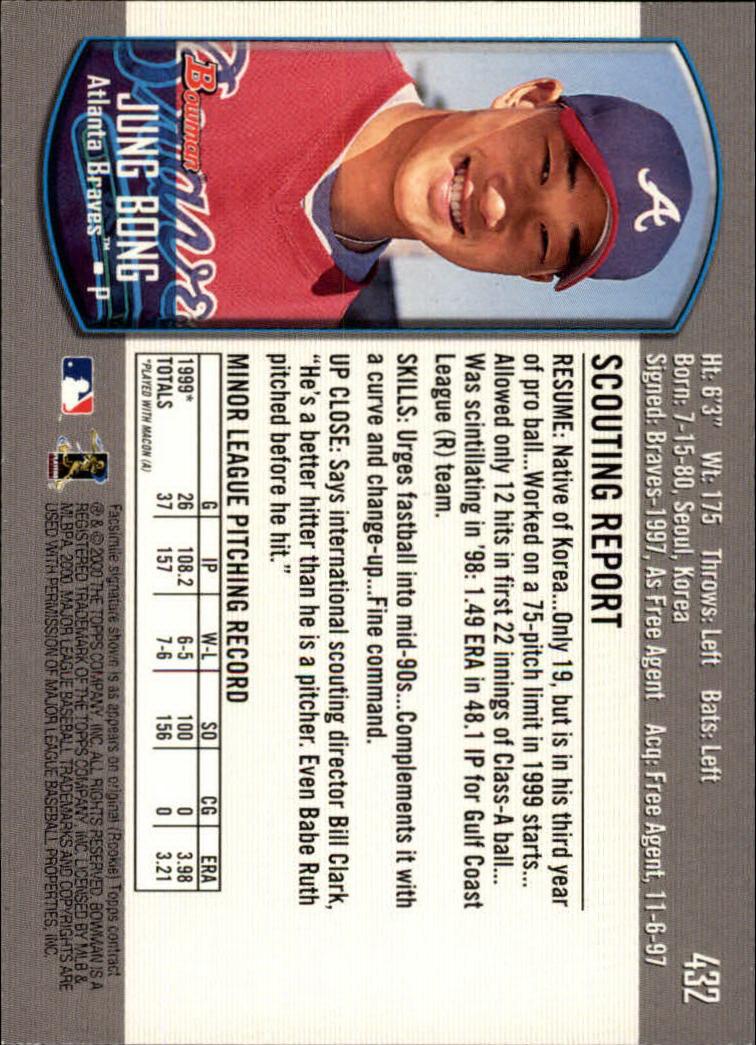 2000-Bowman-Baseball-Cards-347-440-Pick-From-List thumbnail 91