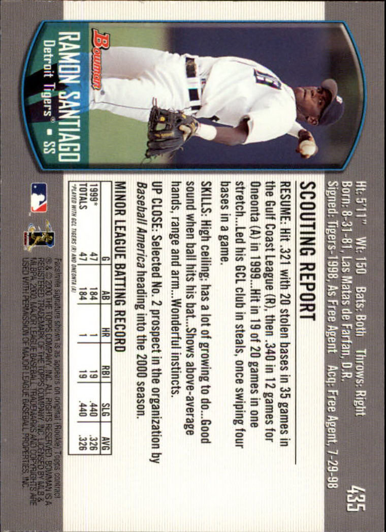 2000-Bowman-Baseball-Cards-347-440-Pick-From-List thumbnail 97