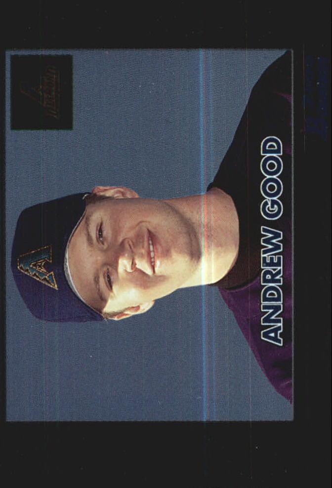2000 Bowman Retro/Future #404 Andrew Good