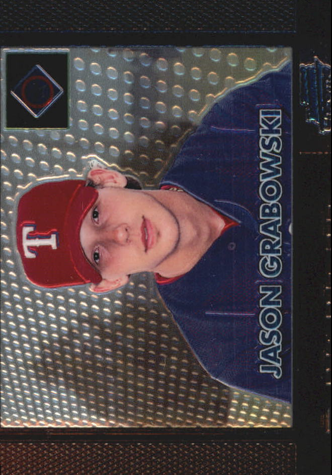 2000 Bowman Chrome Retro/Future #339 Jason Grabowski