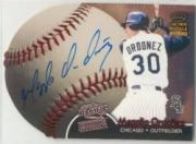 2000 Crown Royale Sweet Spot Signatures #3 Magglio Ordonez