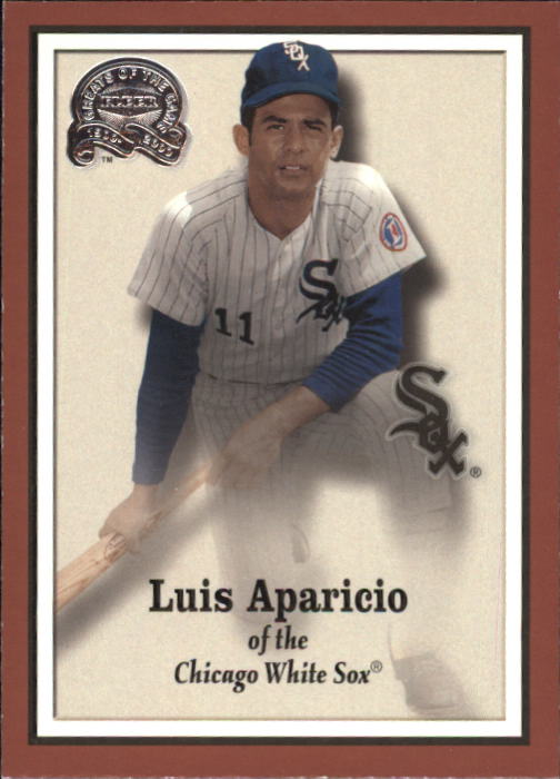 2000 Greats of the Game #24 Luis Aparicio