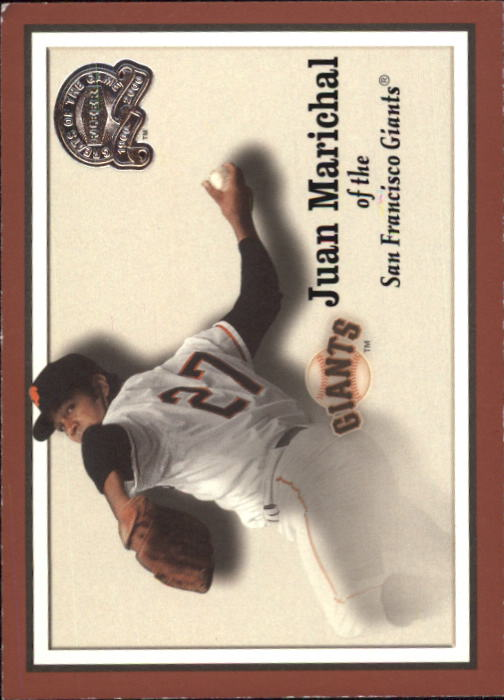 2000 Greats of the Game #61 Juan Marichal