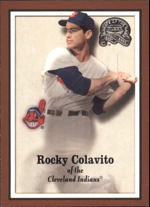 2000 Greats of the Game #67 Rocky Colavito