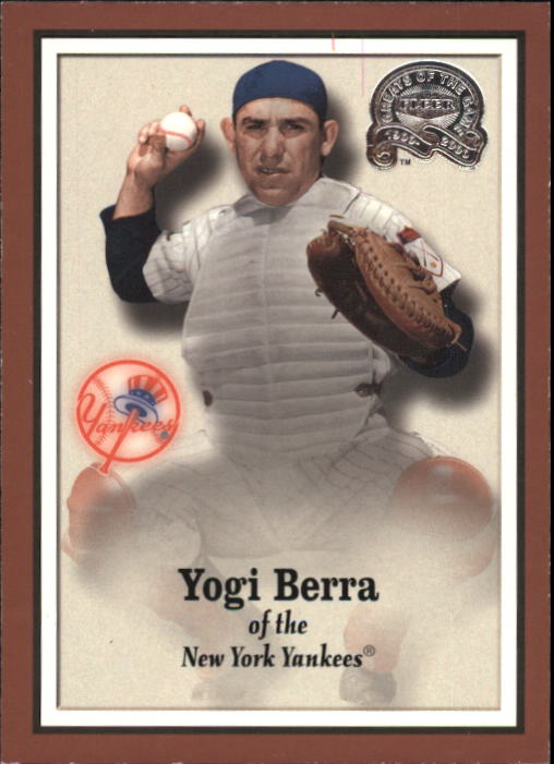 2000 Greats of the Game #89 Yogi Berra