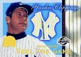 2000 Greats of the Game Yankees Clippings #YC1 Mickey Mantle Pants