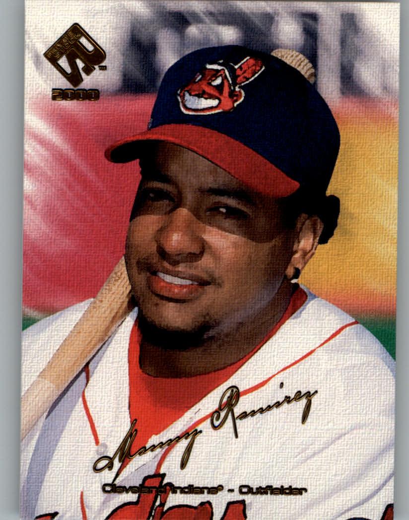 2000 Private Stock #40 Manny Ramirez