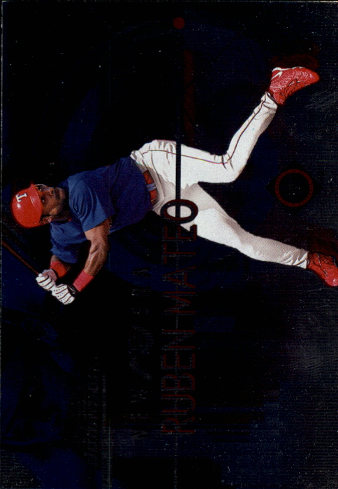 2000 SkyBox Dominion New Era #N2 Ruben Mateo