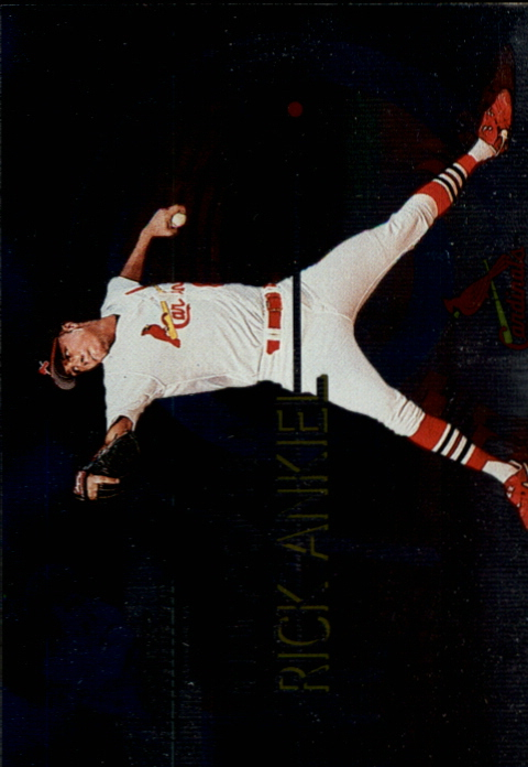 2000 SkyBox Dominion New Era #N16 Rick Ankiel