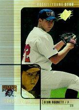 2000 SPx #124 Sean Burnett/1600 RC
