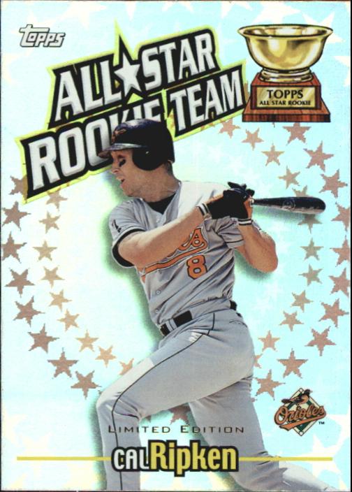 2000 Topps Limited All-Star Rookie Team #RT4 Cal Ripken