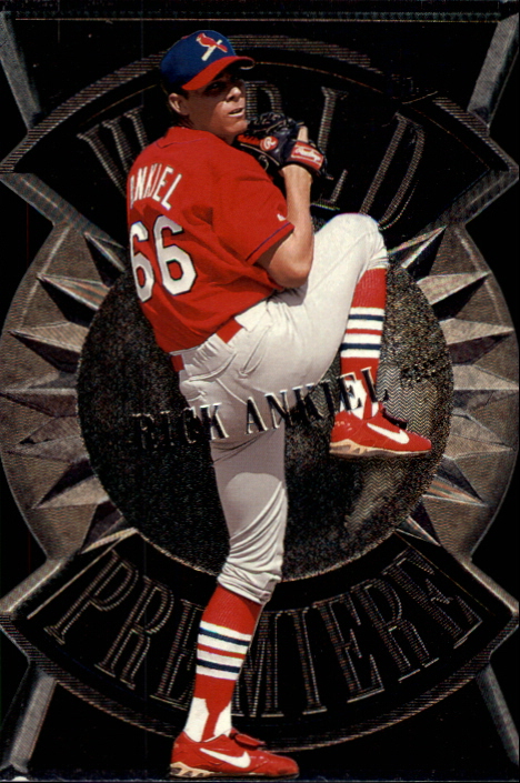 2000 Ultra World Premiere #7 Rick Ankiel