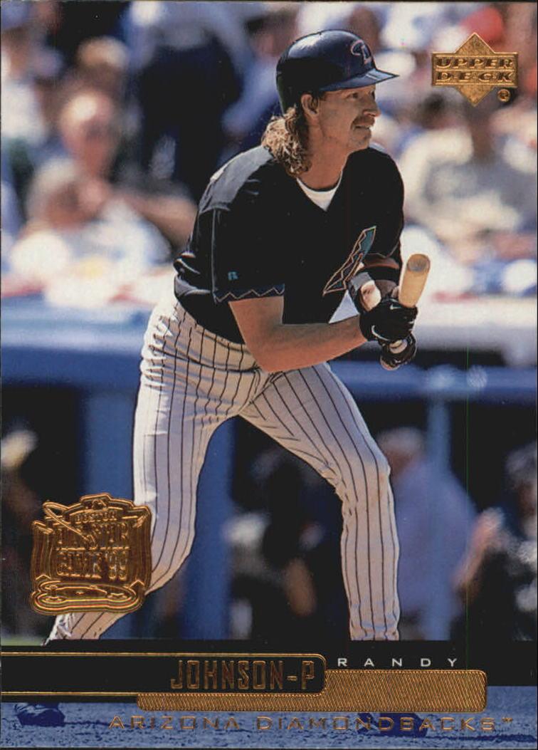 2000 Upper Deck #39 Randy Johnson