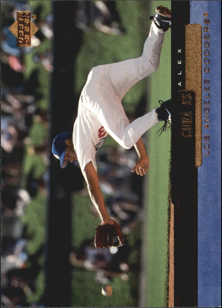 2000 Upper Deck #415 Alex Cora