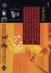 2000 Upper Deck Hot Properties #HP1 Carlos Beltran back image