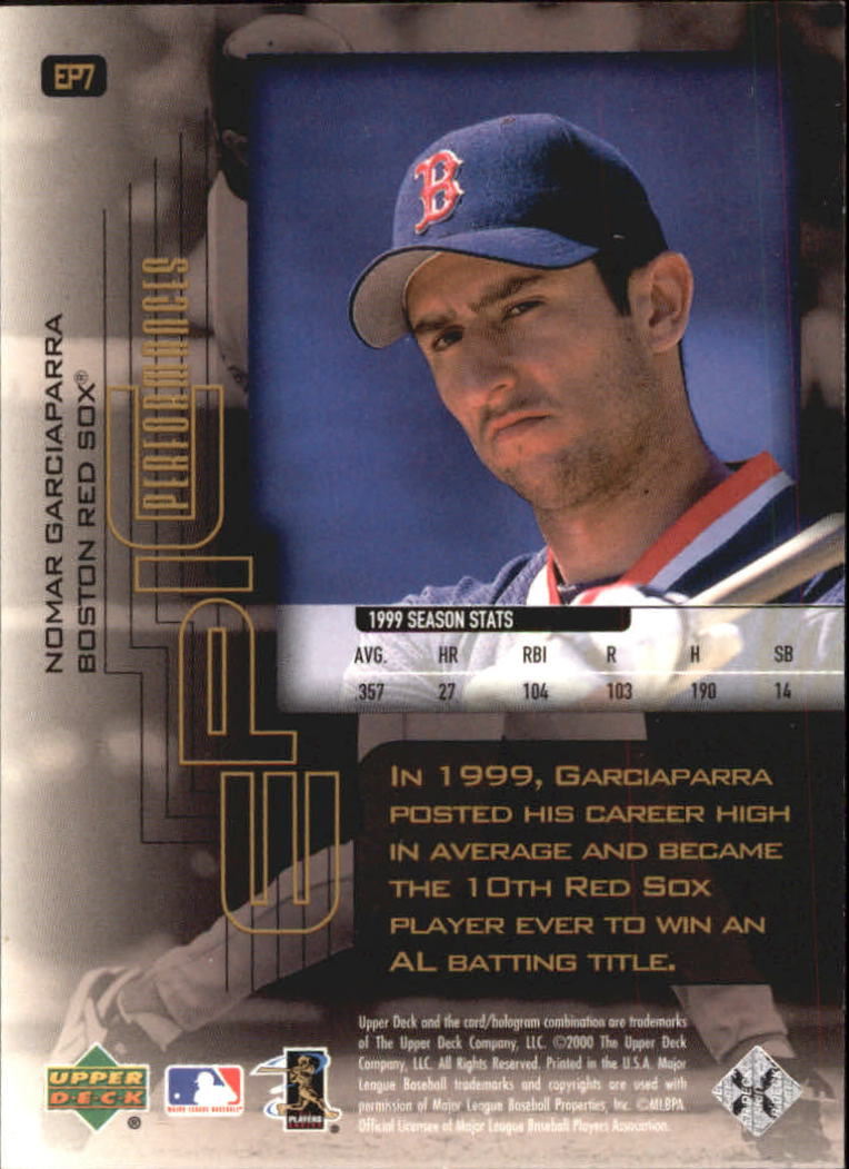 2000-Upper-Deck-Hitter-039-s-Club-Epic-Performances-Baseball-Cards-Pick-From-List thumbnail 11