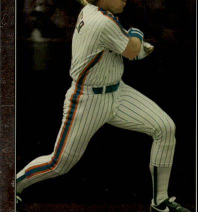 2000 Upper Deck Legends #34 Gary Carter