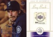 2000 SP Authentic Buybacks #77 Randy Johnson 99/113