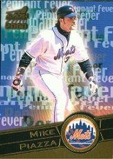2000 Aurora Pennant Fever #11 Mike Piazza