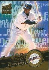2000 Aurora Pennant Fever #16 Tony Gwynn