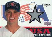 2000 Black Diamond Rookie Edition #144 Shane Heams USA RC