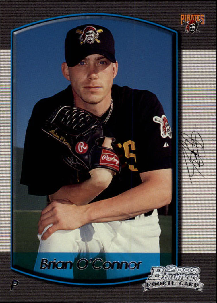2000 Bowman Draft #25 Brian O'Connor RC