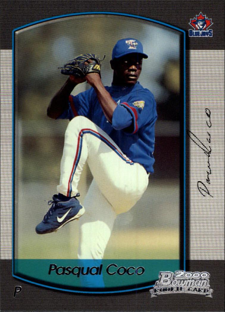 2000 Bowman Draft #32 Pasqual Coco RC