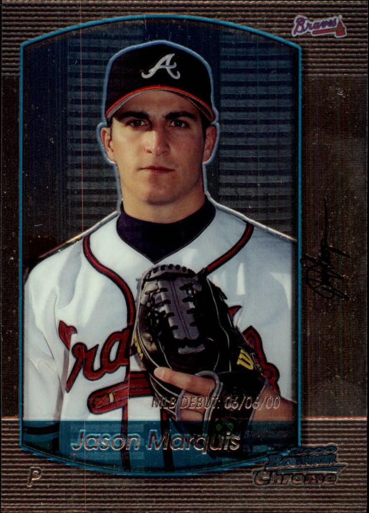 2000 Bowman Chrome Draft #12 Jason Marquis