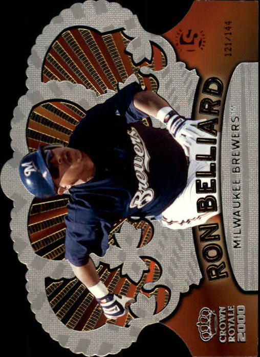 2000 Crown Royale Limited #75 Ron Belliard