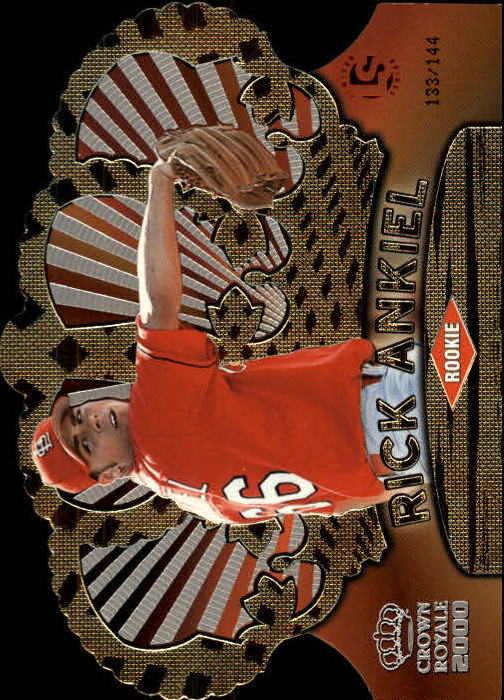 2000 Crown Royale Limited #114 Rick Ankiel