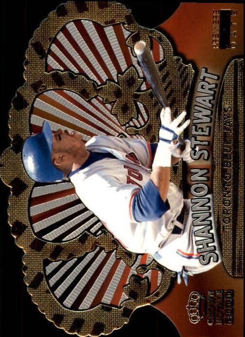 2000 Crown Royale Premiere Date #144 Shannon Stewart