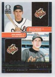 2000 Pacific Omega #160 W.Morales/J.Parrish RC