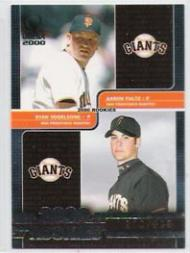 2000 Pacific Omega #235 A.Fultz/R.Vogelsong RC