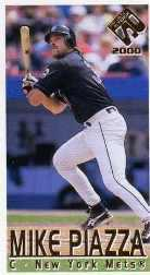 2000 Private Stock PS-2000 Action #31 Mike Piazza