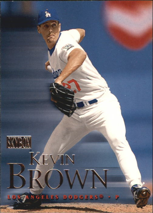 2000 SkyBox #14 Kevin Brown