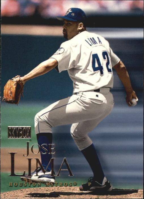2000 SkyBox #16 Jose Lima